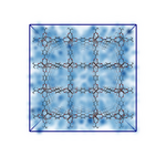 adsorbate density grid on IRMOF-1